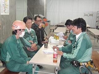 中国支部職場激励訪問2015