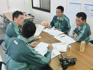 職場訪問沖縄